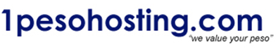 1pesohosting.com - we value your peso
